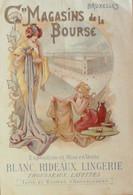 Catalogue-MAGASINS De La BOURSE-(Blanc Lingerie)-Belgique-1929 - 1900 – 1949