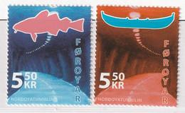 Féroé - N°570/1 ** (2006) - Féroé (Iles)