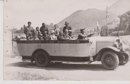 AUTOMOBILE - BUS - CAR - 65 - HAUTES PYRENEES - LOURDES - Buses & Coaches
