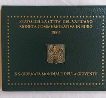 Vaticano - XX Giornata Mondiale Della Gioventù - Vaticano (Ciudad Del)