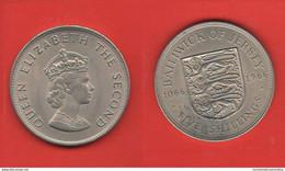 Jersey 5 Scellini 1966 Shillings Five Shillings Hastings Battle - Jersey