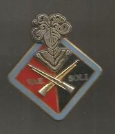 JC , G , Militaria , Insigne , Centre Experimental D'entrainement Au Combat , VAE SOLI ,Delsart G 4109, Frais Fr 1.85 E - Army
