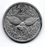 Nouvelle Calédonie 2 Francs 1982 SPL - New Caledonia