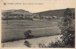 """CPA - BELGIQUE - POUPEHAN SUR SEMOIS -  Vue De La Route Vers """" Les Croisettes """" - Ohne Zuordnung"""