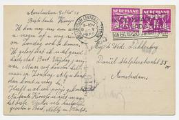Machinestempel Amsterdam 1928 - IX E Olympiade - Unclassified