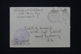 ETATS UNIS - Enveloppe Pour Le Camp Jackson En 1916 Avec Cachet De Censure A.E.F -  A.1005  - L 92277 - 1901-20