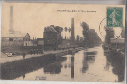 02- Origny Sainte Benoite  Sucrerie - Other Municipalities