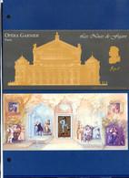 TIMBRE FRANCE REF170321, BLOC SOUVENIR 8 AVEC ETUI, Opéra Garnier, Les Noces De Figaro De Mozart, 2006, NEUF - Foglietti Commemorativi