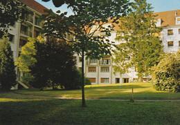 BESANCON-BREGILLE - 2 CPM, Résidence Notre-Dame. Façade Sud Et Le Salon - Neuves . TB état. 2 Scan. - Besancon