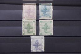 MAROC  - Postes Locales -  Tanger  A Larache - Série N° Yvert 128/ 133 Sauf 132 - Le 1p Oblitéré - L 92282 - Poste Locali