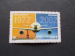 FRANCE -  Postes Aerienne N° 65   Année  2002  Neuf XX   Sans  Charnieres Voir Photo - 1960-.... Mint/hinged
