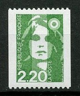 FRANCE  2718 ** Neuf MNH Superbe C 1.50 € Marianne Du Bicentenaire Provenant De Roulettes - Ongebruikt