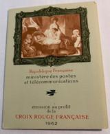 CROIX ROUGE 1962 - Cruz Roja
