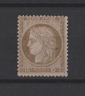 FRANCE. YT   N° 54  Neuf Sans Gomme  1875 - 1871-1875 Cérès