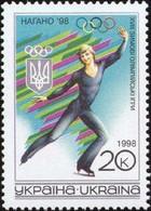 UKRAINE - XVIIIe Jeux Olympiques D'hiver. Nagano-1998. Patinage Artistique - Ukraine