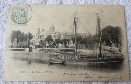 CAEN  Le Port - Caen
