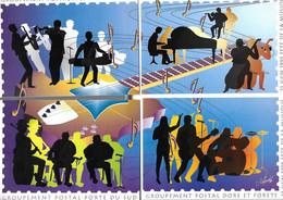 Art - MUSIQUE - Fête De La Musique - RIOM COMBRAILLES - Centre Arverne - Puy De Dôme -  21 Juin 1995 - Puzzle - - Manifestazioni