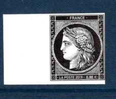 France 2019.Issu Du Bloc Cérès..** - Souvenir Blocks & Sheetlets