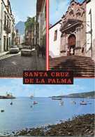 Canaries - La Palma - Lot 11 Cartes De Santa Cruz De La Palma, Neuves, écrites Et/ou Timbrées, Dont Une Ancienne - La Palma