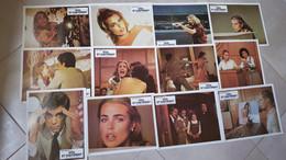 """""""Viol Et Chatiment"""" Margaux Hemingway, C. Saradon (1976) Pochette Complète 12 Photos 23x30 NEUVES - Fotos"""