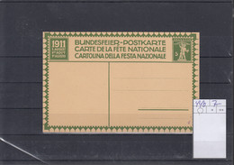 Schweiz Michel Cat.No. Postal Stat P44b Unused - Stamped Stationery
