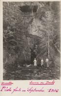 MOUTHE - Carte-photo. A La Source Du Doubs. Cliché Pris En Septembre 1906. Non Circulée. TB état. 2 Scan. - Mouthe