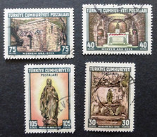 1962 Selection Of Used/hinged Stamps From Turkey-Virgin Mary No Z-251 - Unclassified