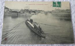 GRANVILLE  Le Submersible  NARVAL - Granville