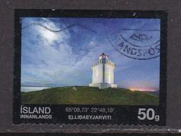 ISLANDIA 2015 - Sello Matasellado - Gebraucht
