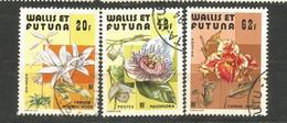 238/40   Fleurs   (318) - Gebruikt