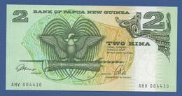 PAPUA NEW GUINEA - P.5c – 5 KINA ND (1989-91) - UNC  Prefix AHV - Papua New Guinea