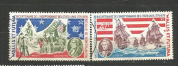 208/209  Bicentenaire   (318) - Used Stamps