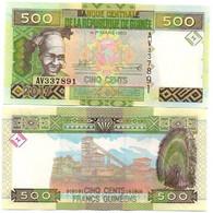 Guinea - 500 Francs 2017 UNC Lemberg-Zp - Guinea