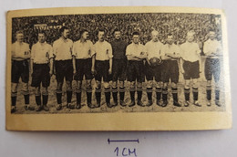 National Team England  1930s Football, COKOLADA MOMENTI NOGOMETA La Cicogne Zemun Stickers - Other