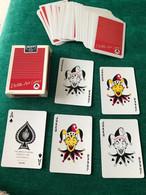 PLAYING CARDS/JEU DE CARTES/DELTA AIR LINES/ - 54 Cards