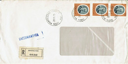 Italien / Italia - Einschreiben / Registered Letter (I902) - 1971-80: Marcophilie