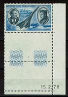 1970 - Aviateurs MERMOZ Et St EXUPERY - N° PA 44 - Date 15-2-78 - Luftpost