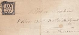 France Letter Porto 1859 - 1859-1955 Briefe & Dokumente