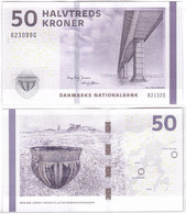 Denmark - 50 Kroner 2013 UNC Pick 65f(2) Jensen And Sørensen Lemberg-Zp - Denmark