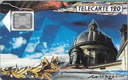 CARTE-PUBLIC-1989-F 116Aa-SC4-Trou 6-120U-5 Pe 17867-LA COUPOLE ACADEMIE-UTILISE-TB E- - 1989