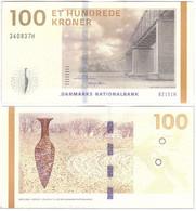 Denmark - 100 Kroner 2015 UNC Pick 66d(3) Rohde And Sørensen Lemberg-Zp - Denmark
