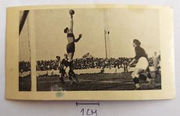 Football Match BSK Vs SK Roma (Rome Italy Kingdom Yugoslavia 1930s , COKOLADA MOMENTI NOGOMETA La Cicogne Zemun Stickers - Other