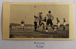 Football Match BSK Vs SK Roma (Rome Italy) Kingdom Yugoslavia 1930s, COKOLADA MOMENTI NOGOMETA La Cicogne Zemun Stickers - Other