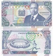 Kenya - 20 Shillings 1994 UNC P. 31b Lemberg-Zp - Kenya