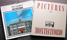 PICTURES Of MONTECITORIO. Gravures. Chambre Des Députés Italienne.1971. - Non Classés