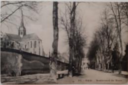 AK Ham - Boulevard Du Nord - Feldpost 1914  (54932) - Ham