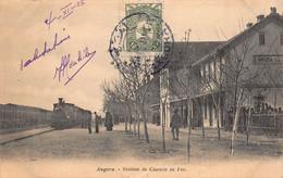 CPA Angora - Station De Chemin De Fer - Turkije