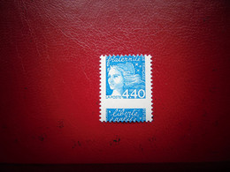 N° 3095a ** Luquet. Cote: 100€ - Abarten: 1990-99 Ungebraucht