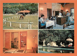 A420 / 097 12 - AGUESSAC LES ARTYS Motel Grill Multivues - Unclassified