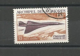 29   CONCORDE      (708) - Used Stamps